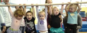 Parent & Tot (Preschool 2A) @ Trail Gymnastic Club | Trail | British Columbia | Canada